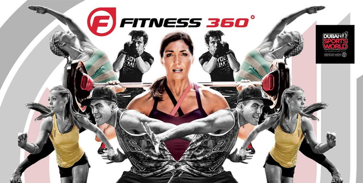 Fitness 360 express gym at the World Centre