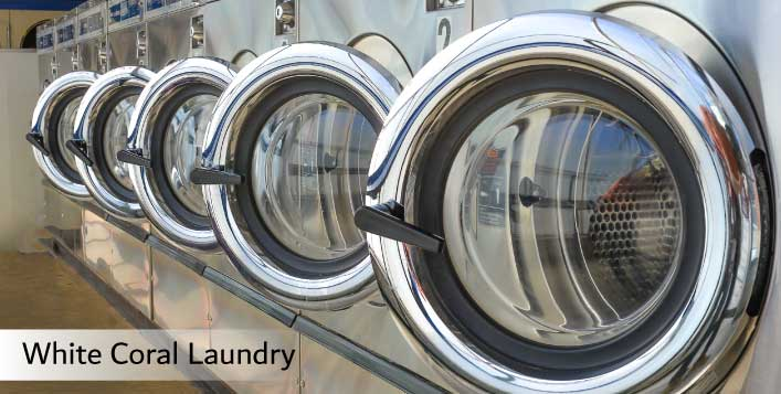 White Coral Laundry & Dry Cleaning Services