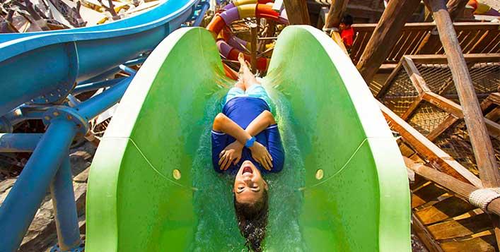 Radisson Blu stay+Unlimited theme park access