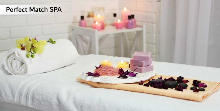 Perfect Match Spa Relaxation Treatment