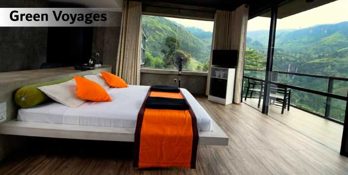 4-star hotel stays while exploring Sri Lanka