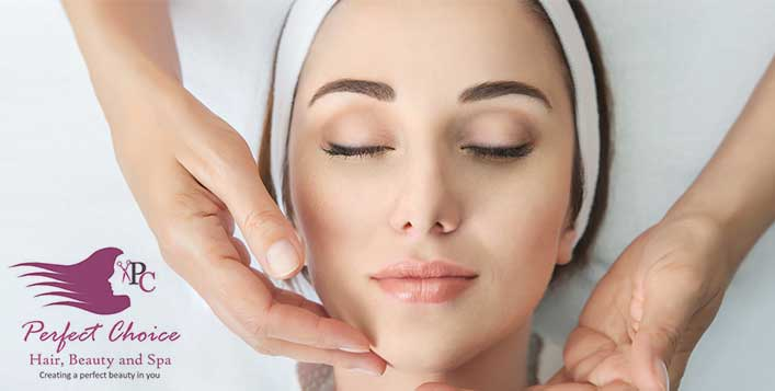 Gamut of services@Perfect Choice Beauty Salon