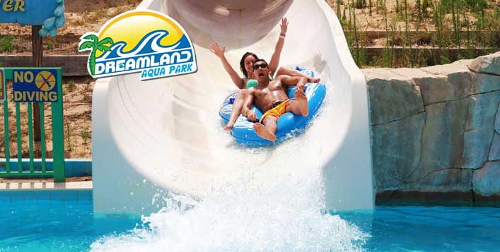 Dreamland Aqua Park 1 Day General Admission