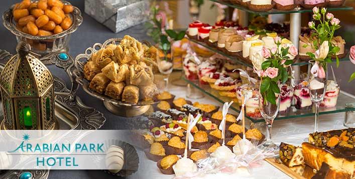 Eid Brunch Buffet + Unlimited House Beverages