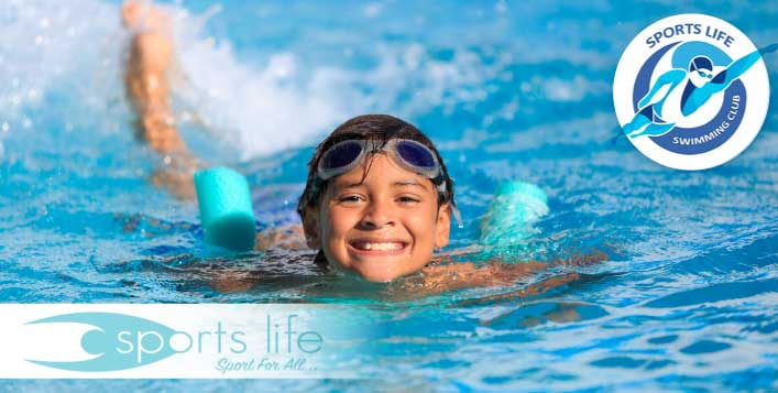 Sports Life Swimming Club; Valid daily