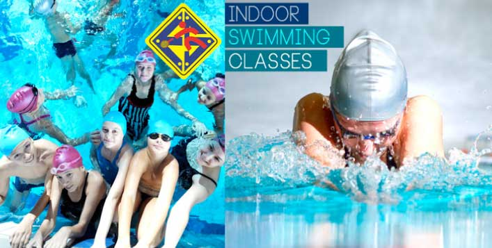 4 or 8 Group Swimming Classes at Elite Sports