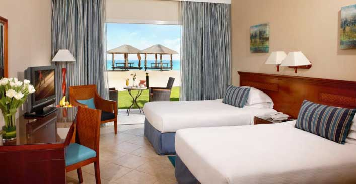 1 Night stay with meal options