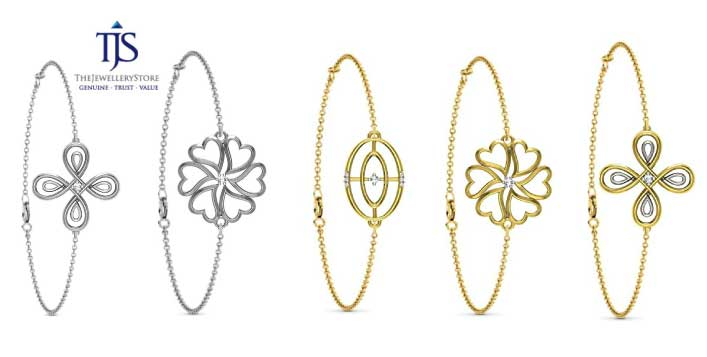 Draw attention with these beautiful bracelets