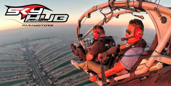 Fly over Marina or Margham desert