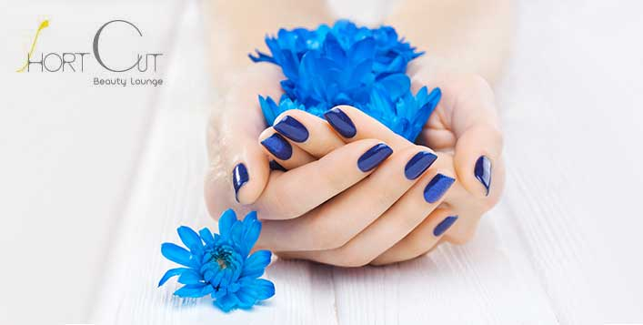 Classic or Gelish Mani-Pedi at Dubai Marina