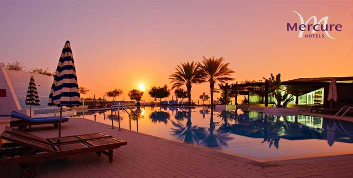 Jebel Hafeet Stay + Meals + Relaxation