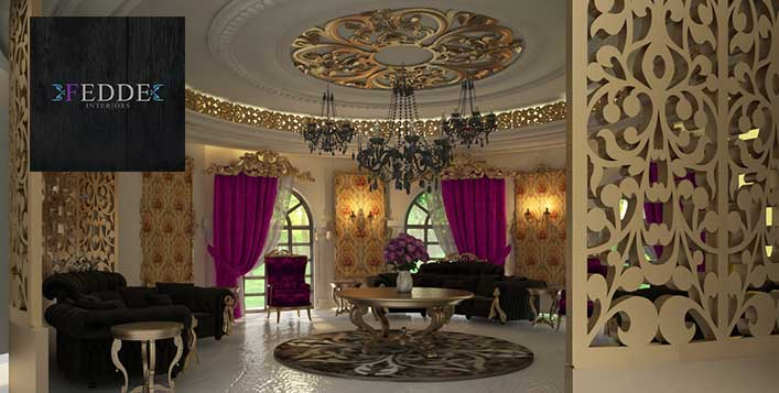 Fedde Interior Decoration Design Packages