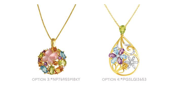 Choice of 5 designs
