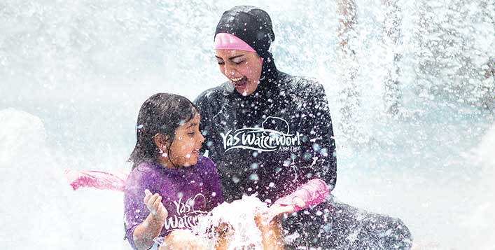 Bronze admission to UAE's mega waterpark