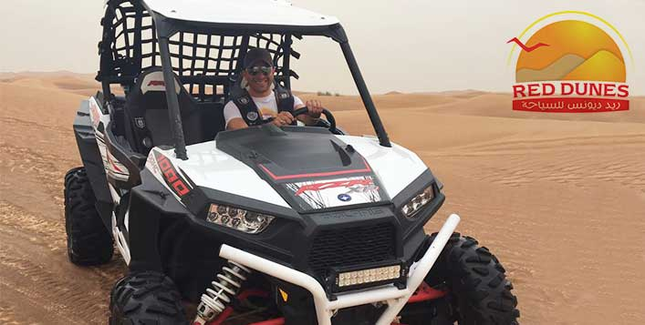 1 or 2 Hour Polaris 800CC Double-Seater Drive