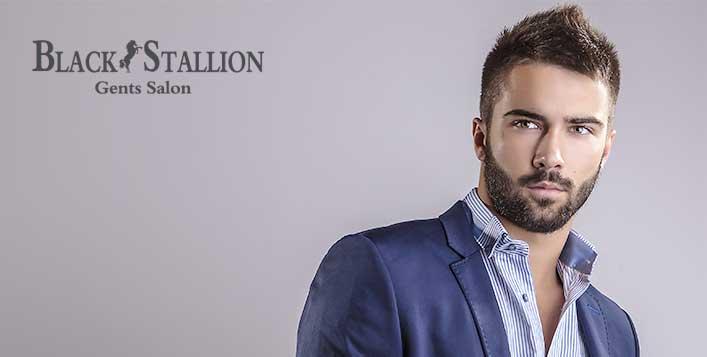 Haircut, beard trim, facial & more