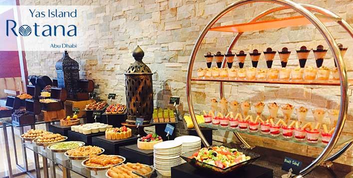 Weekday Dinner @Yas Island Rotana, Abu Dhabi