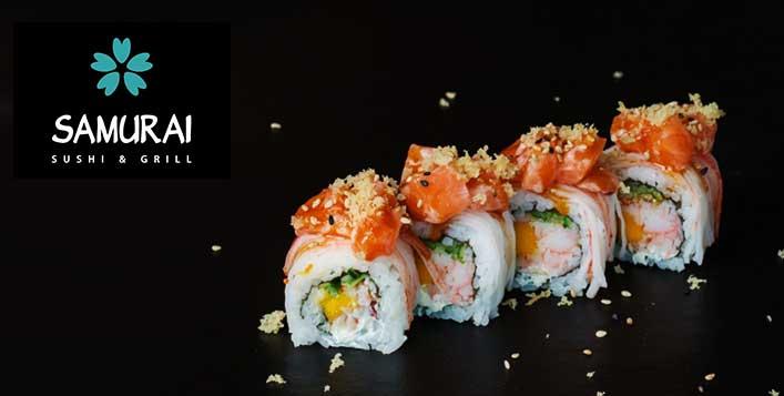 اجلسوا واستمتعوا بوجبة يابانية شهية