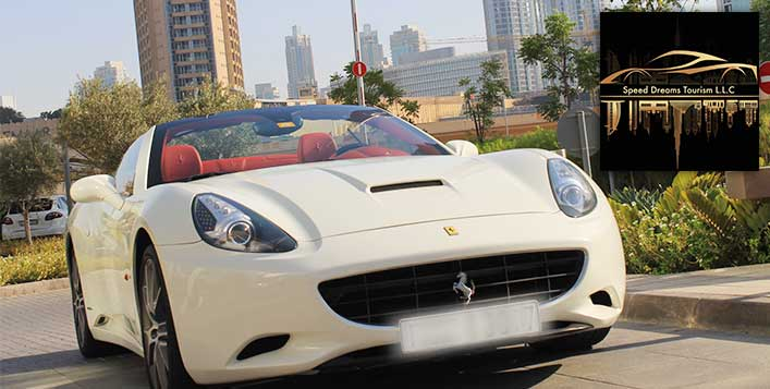 A luxury car & a luxurious experience!