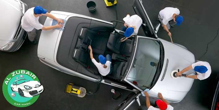 Express Car Cleaning & More @Al Zubair