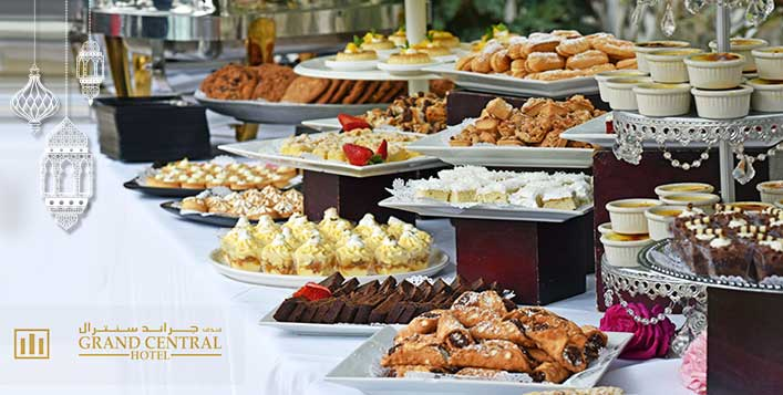Eid Brunch at Grand Central Hotel, Deira
