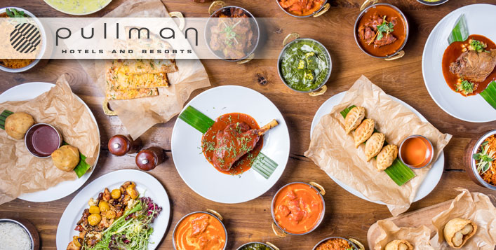 5* delicious curry meal for up to 4 people