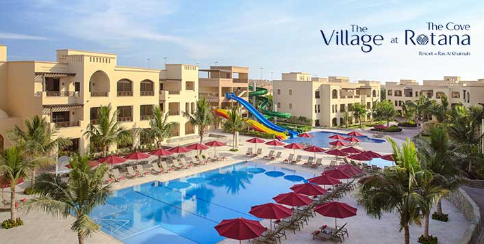 5* All-Inclusive Stay @The Cove Rotana Resort