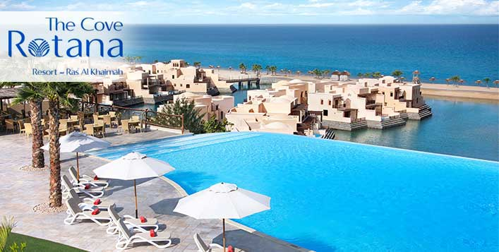 5* The Cove Rotana Resort Weekday Stay