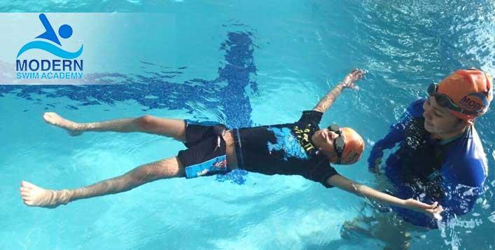 10 Swimming Classes by Modern Swim Academy