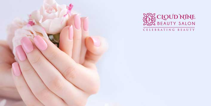 Mani-Pedi Packages at Cloud Nine Beauty Salon