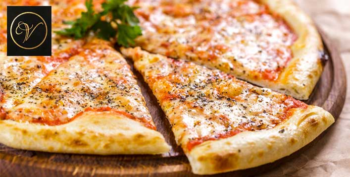 Choose any traditional or regional pizza