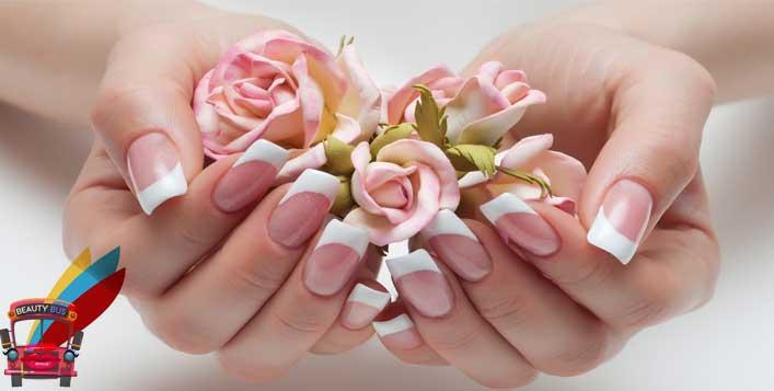 Red nail salon deals dubai