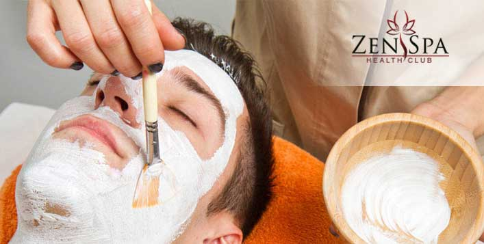 Facial, body polish, waxing & more!