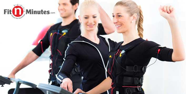 Electrical Muscle Stimulation Training