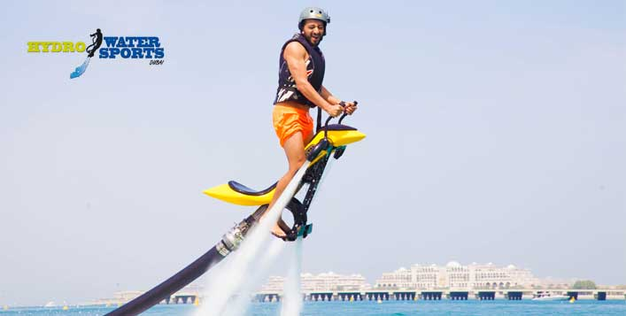 20 or 30 Minute Jet Pack Experience, JBR