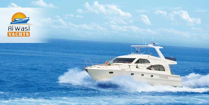 Private Yacht Trip by Al Wasl Yachts