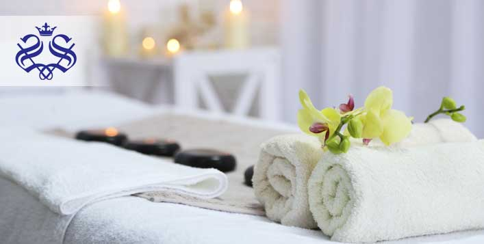 Relaxation Treatment or Hammam Packages
