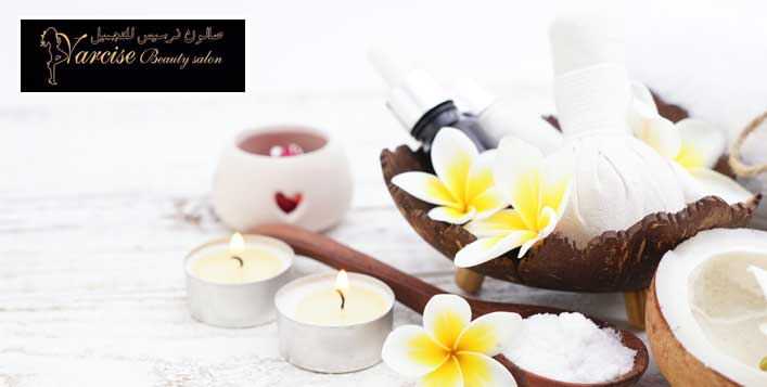 3-Hour Spa Package by Narcise Beauty Salon