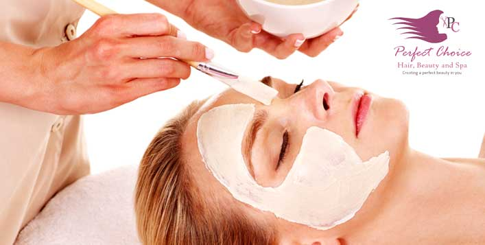 Facial Treatment @Perfect Choice Beauty & Spa
