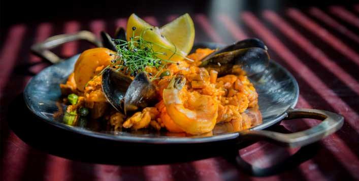 Malecon Restaurant -Dubai Marine Beach Resort