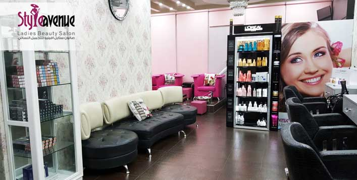 Waxing Packages @Style Avenue Ladies Salon