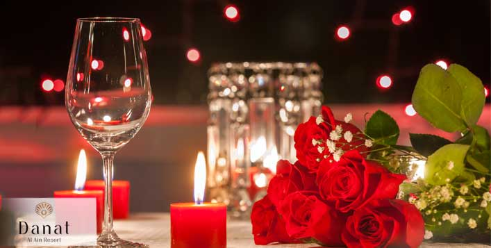 5-Star Danat Al Ain Romantic Package