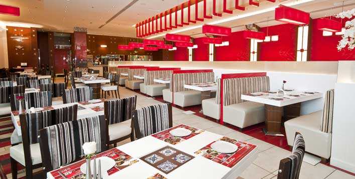 Anatolia Turkish Grill @ Mirdif City Centre