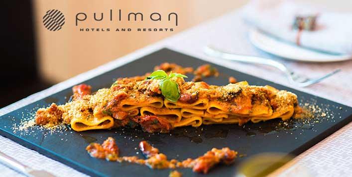 Italian brunch @Manzoni Italian Restaurant