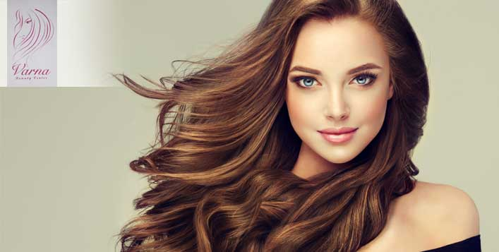 Hair Services at Varna Ladies Beauty Center