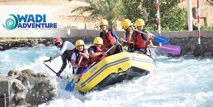 Includes rafting, Adventure Island and more!