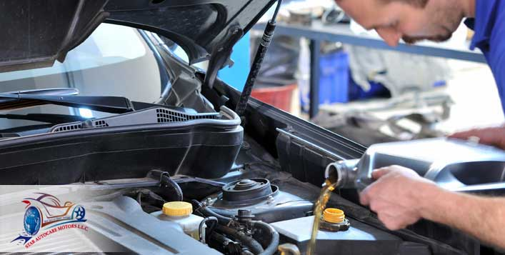 Car Maintenance Services@Star Autocare Motors
