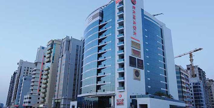 Ramada Chelsea Hotel, Al Barsha
