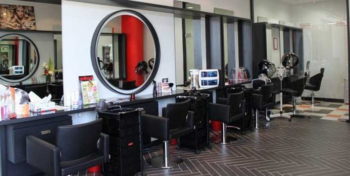 Optional hair cut, blowdry & classic manicure