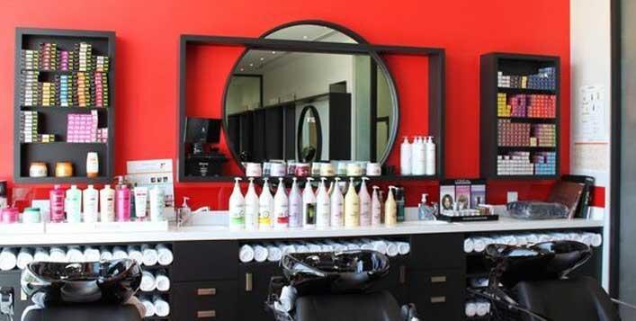 Optional hair cut, blowdry & classic manicure
